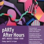 Roswell Next pairs with the Roswell Museum and Art Center and YPAC for pARTy After Hours